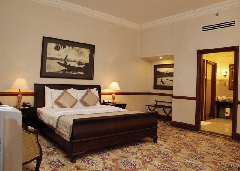 Phòng Deluxe Suite - Khách sạn Sammy Đà Lạt
