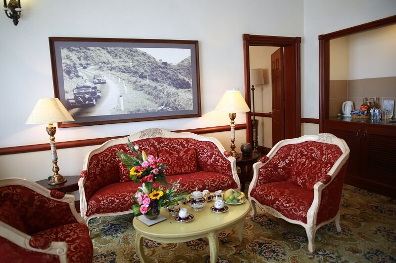 Phòng President - Khách sạn Sammy Đà Lạt