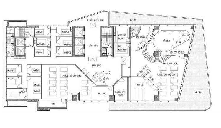 Làm sao để có thể sở hữu một bản vẽ thiết kế khách sạn mini chuẩn?