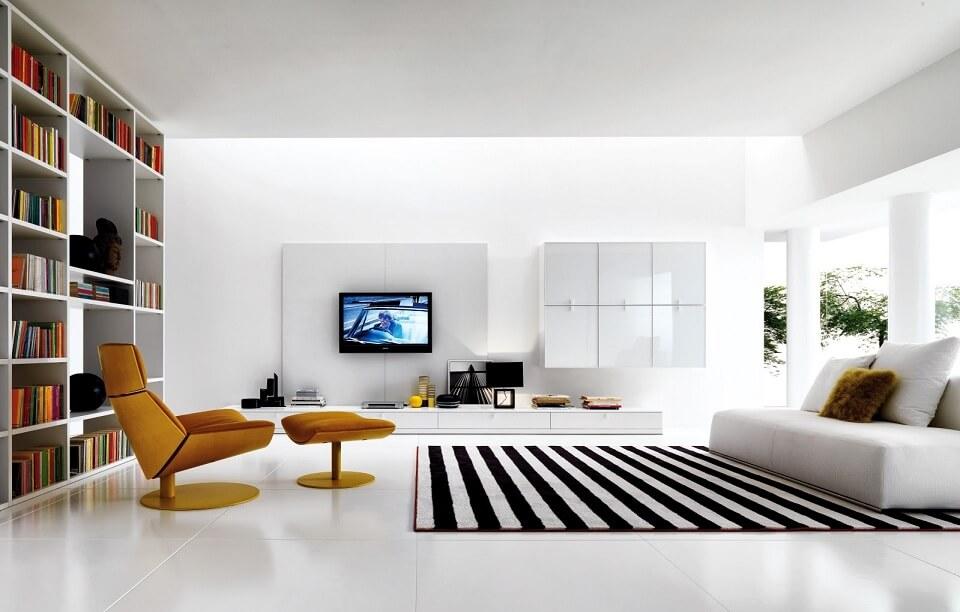 Thiết kế nội thất đẹp đương đại