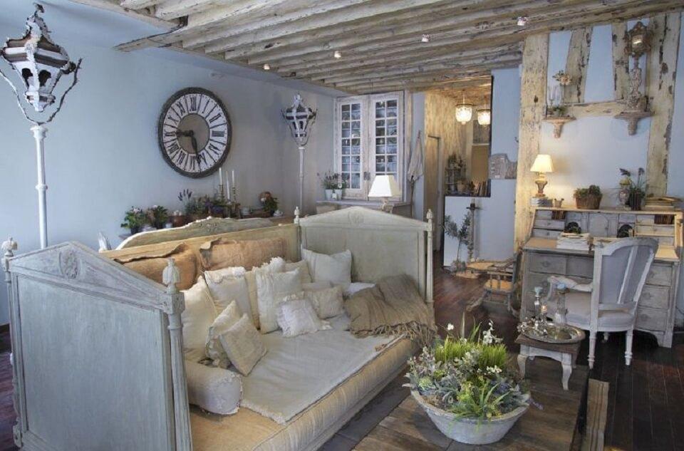 Thiết kế nội thất đẹp vintage