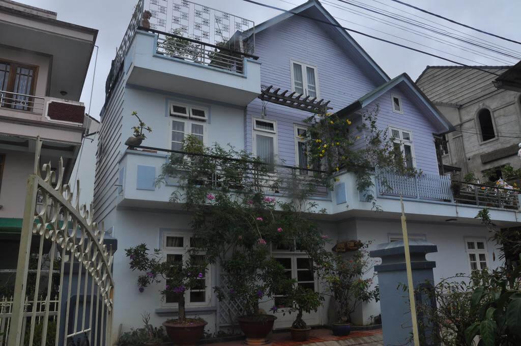 Homestay Ngan Binh - Khách sạn giá rẻ Đà Lạt