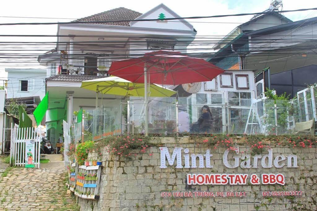 Mint Garden - Nhà nghỉ ở Đà Lạt