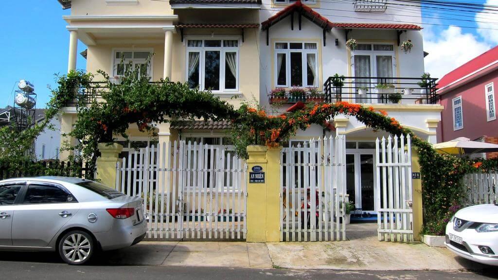 Villa An Nhien Homestay - Nhà nghỉ ở Đà Lạt