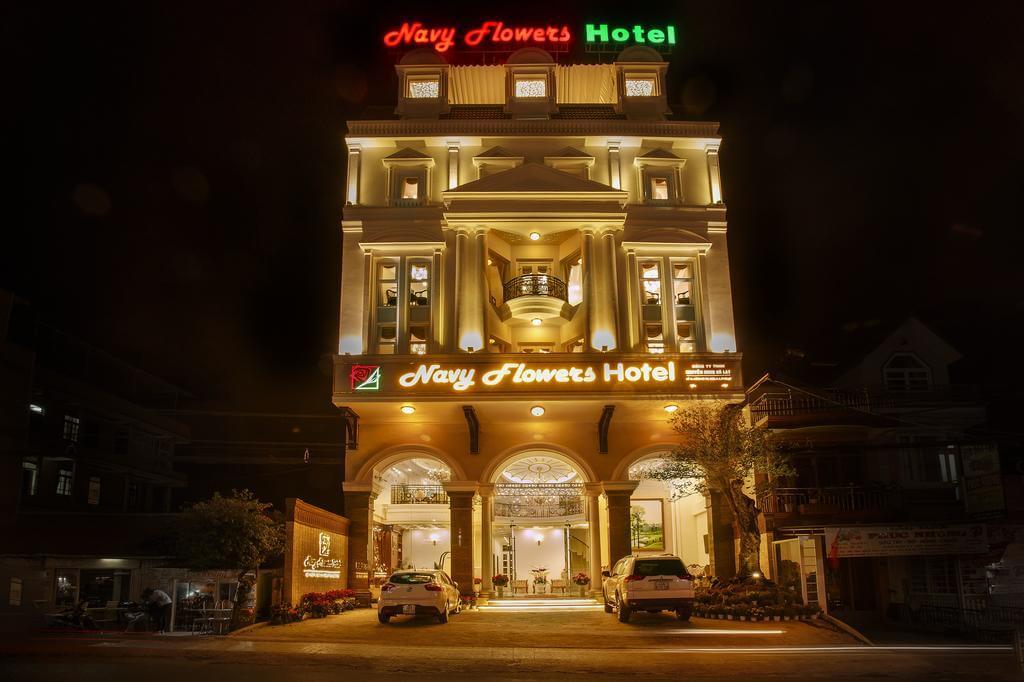 Navy Flowers Hotel - Khách sạn đẹp ở Đà Lạt