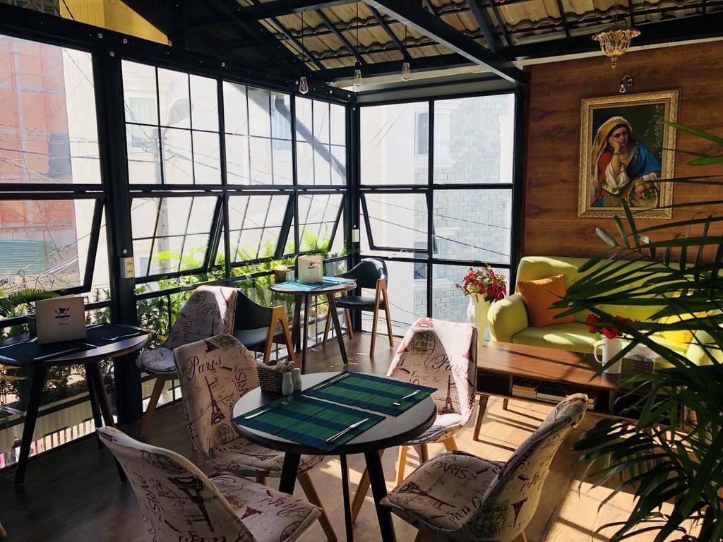 Doc May Boutique Villa - Khách sạn đẹp ở Đà Lạt