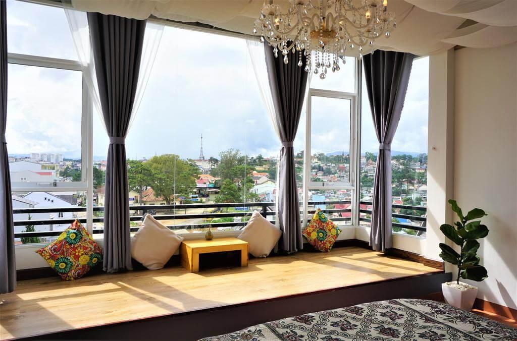Pho Thuong House - Khách sạn đẹp ở Đà Lạt