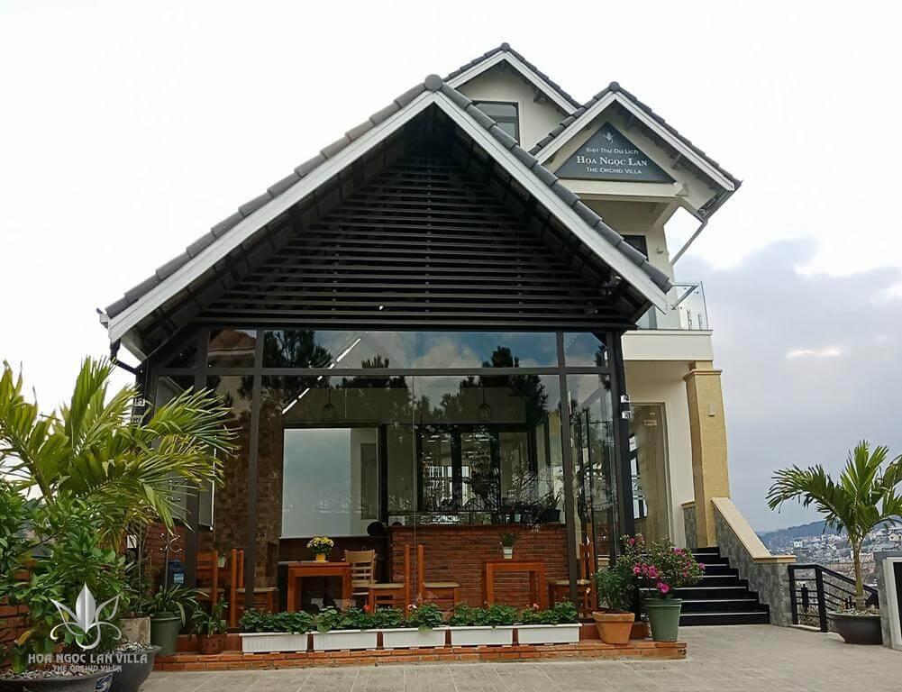 The Orchid Villa Dalat - Khách sạn đẹp ở Đà Lạt