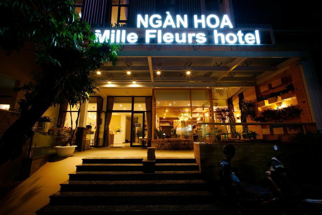 Ngan Hoa - Mille Fleurs - Khách sạn đẹp ở Đà Lạt