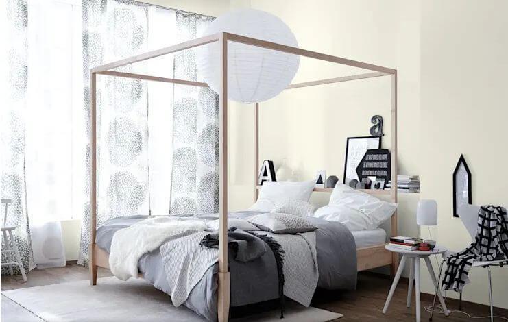 10 mẫu giường gỗ đơn giản cho phòng ngủ đẹp mê mẩn đóng khung