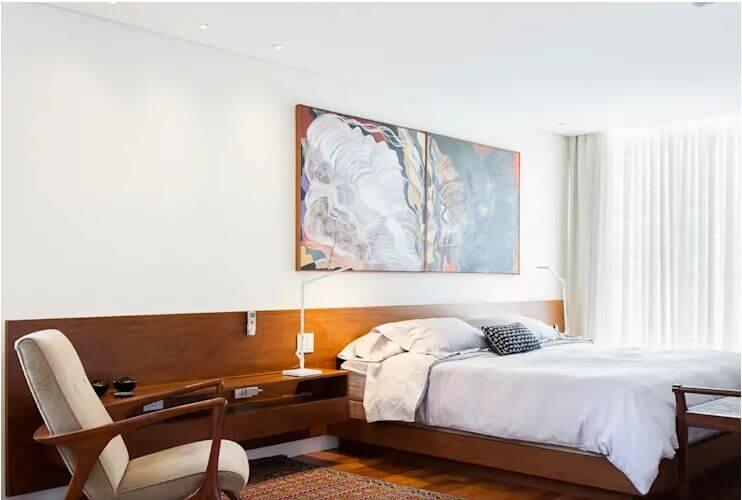 10 mẫu giường gỗ đơn giản cho phòng ngủ đẹp mê mẩn sang trọng