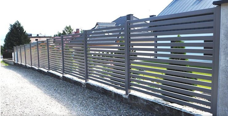 26 ý tưởng thiết kế hàng rào đẹp cho ngôi nhà của bạn - 1
