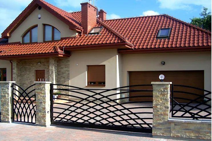 26 ý tưởng thiết kế hàng rào đẹp cho ngôi nhà của bạn - 11
