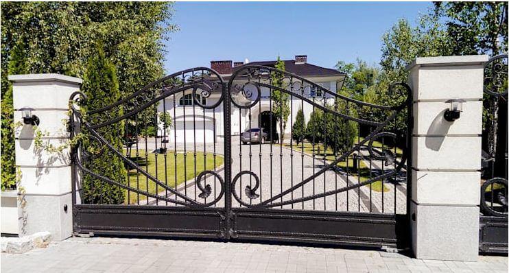 26 ý tưởng thiết kế hàng rào đẹp cho ngôi nhà của bạn - 12