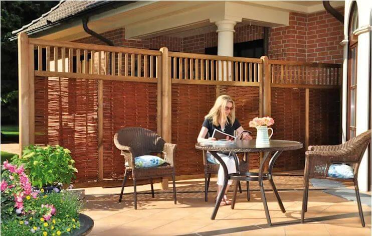 26 ý tưởng thiết kế hàng rào đẹp cho ngôi nhà của bạn - 13