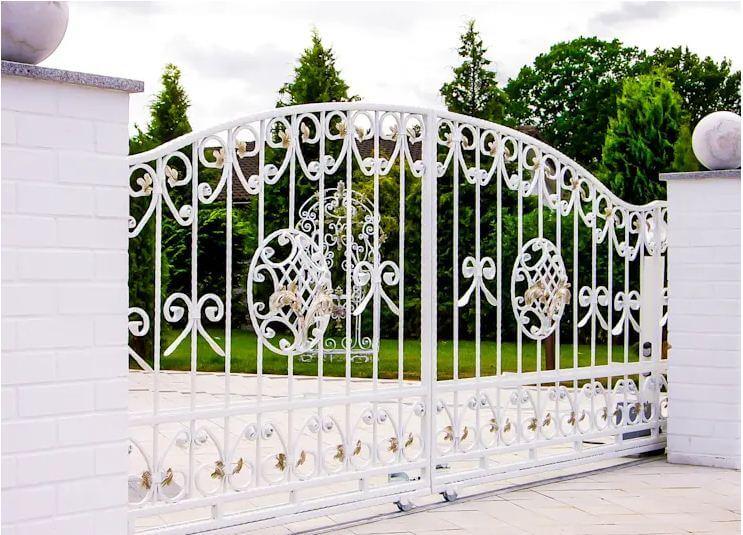 26 ý tưởng thiết kế hàng rào đẹp cho ngôi nhà của bạn - 17