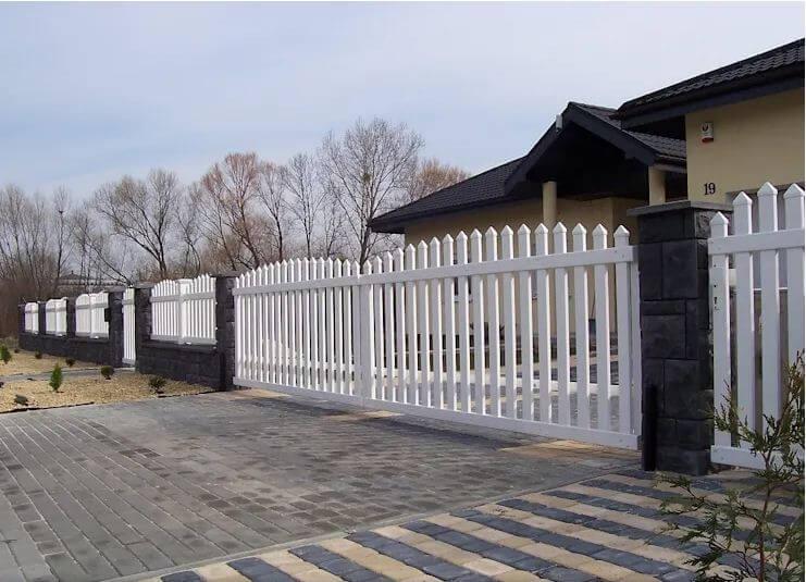 26 ý tưởng thiết kế hàng rào đẹp cho ngôi nhà của bạn - 2
