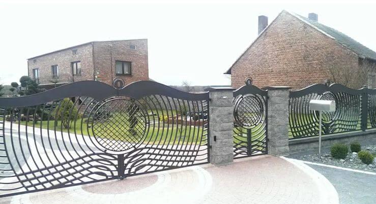 26 ý tưởng thiết kế hàng rào đẹp cho ngôi nhà của bạn - 22