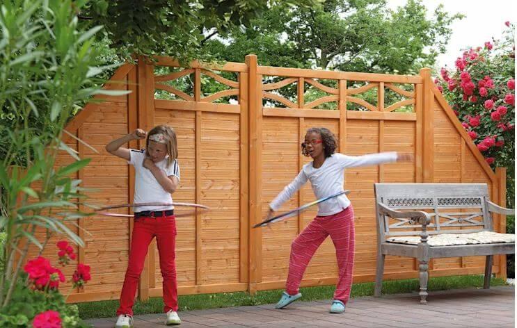 26 ý tưởng thiết kế hàng rào đẹp cho ngôi nhà của bạn - 23