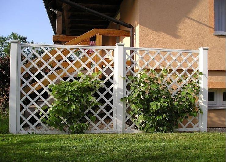 26 ý tưởng thiết kế hàng rào đẹp cho ngôi nhà của bạn - 3