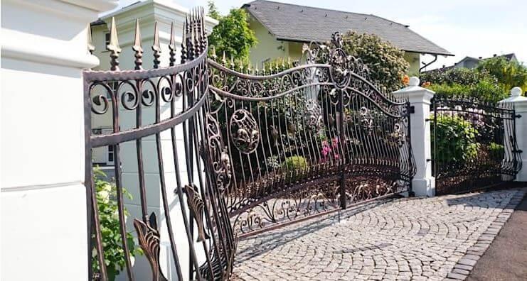 26 ý tưởng thiết kế hàng rào đẹp cho ngôi nhà của bạn - 5