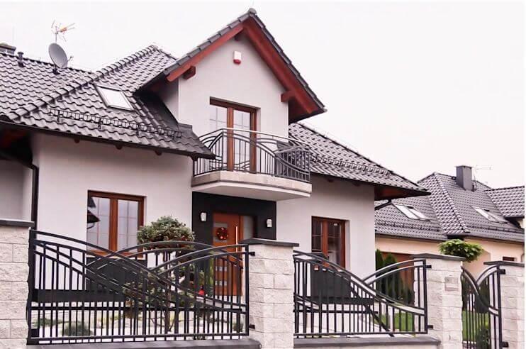 26 ý tưởng thiết kế hàng rào đẹp cho ngôi nhà của bạn - 6