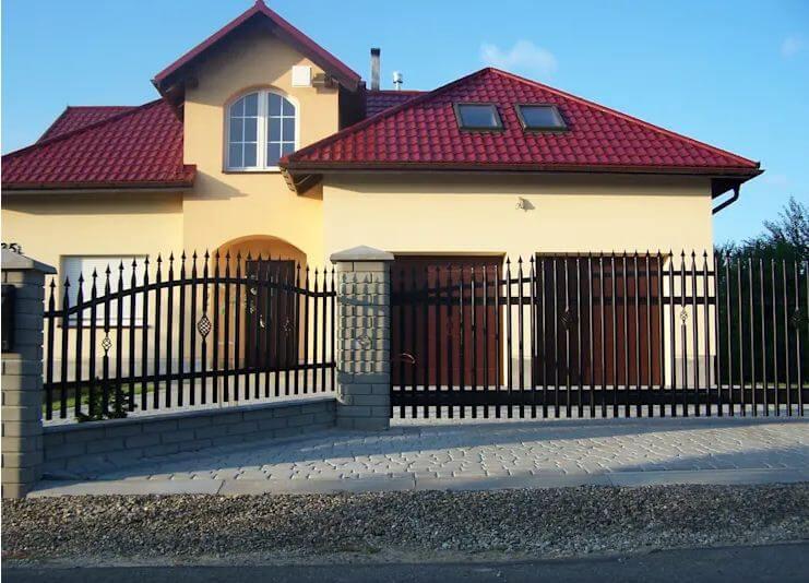 26 ý tưởng thiết kế hàng rào đẹp cho ngôi nhà của bạn - 9