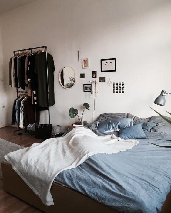 Cách trang trí phòng ngủ đẹp, xinh xắn theo phong cách Hàn Quốc - 5