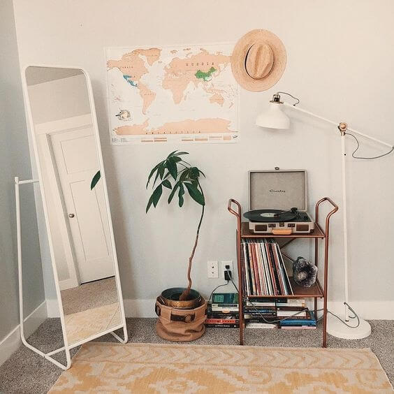 Cách trang trí phòng ngủ đẹp, xinh xắn theo phong cách Hàn Quốc - 6