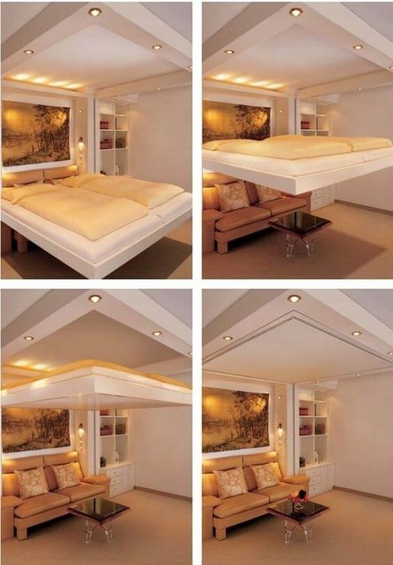 Những giải pháp thiết kế nội thất thông minh cho căn nhà nhỏ - 2