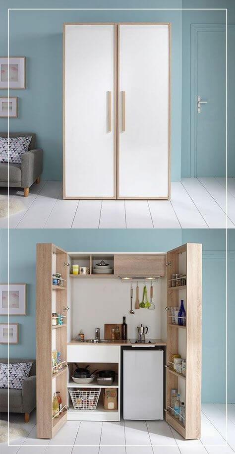 Những giải pháp thiết kế nội thất thông minh cho căn nhà nhỏ - 3