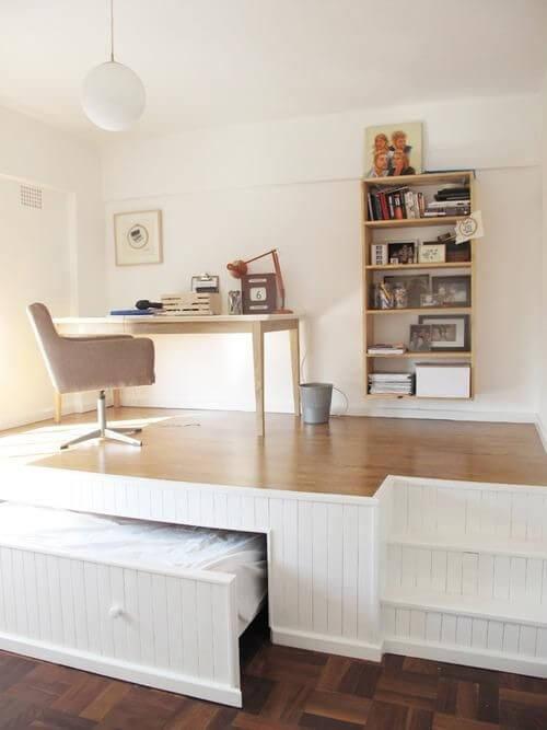 Những giải pháp thiết kế nội thất thông minh cho căn nhà nhỏ - 5