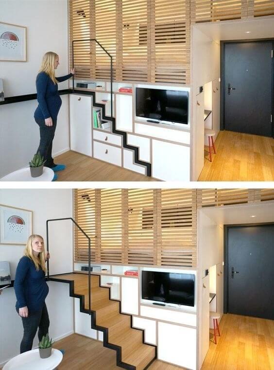 Những giải pháp thiết kế nội thất thông minh cho căn nhà nhỏ