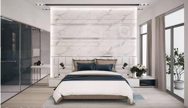 Phòng ngủ Master - Nội thất chung cư