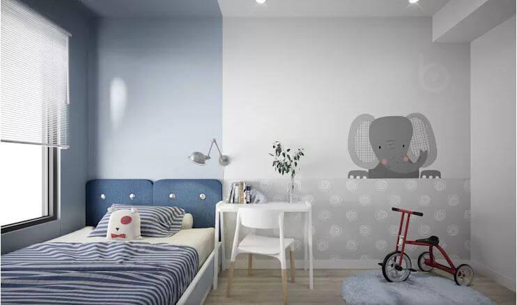 Phòng ngủ cho bé - Nội thất chung cư