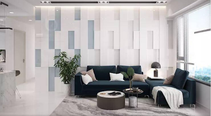 [Ý TƯỞNG] Nội thất chung cư mang phong cách hiện đại