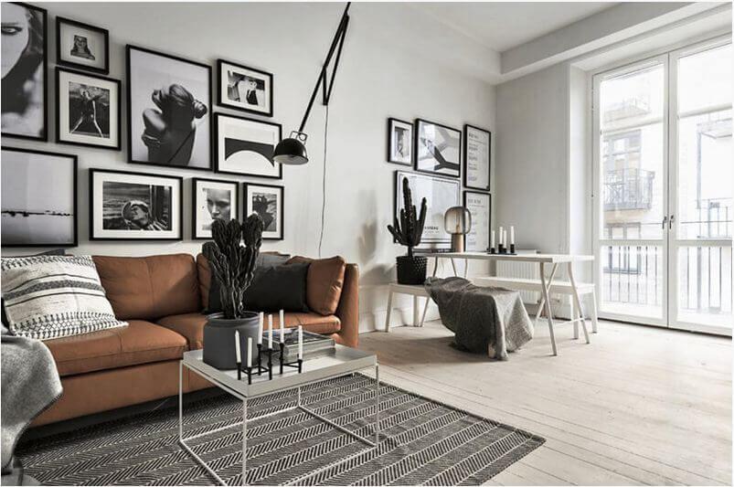 Ánh sáng và màu sắc - Thiết kế nội thất chung cư cao cấp