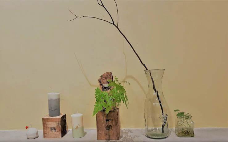 Những món đồ trang trí độc đáo - Thiết kế quán Cafe