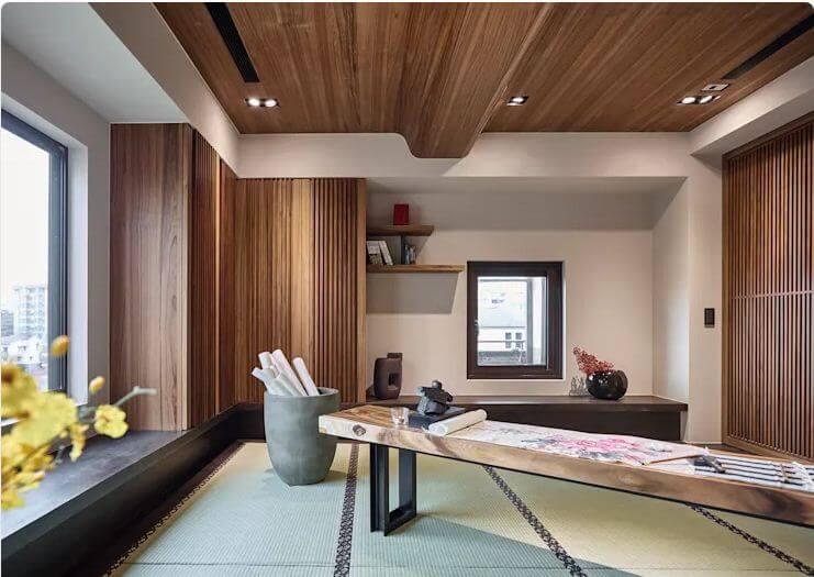 Dễ dàng tập trung với nội thất gỗ - Thiết kế Studio / Không gian phòng làm việc