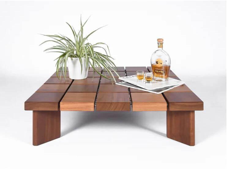 Tổng hợp các mẫu bàn gỗ đẹp