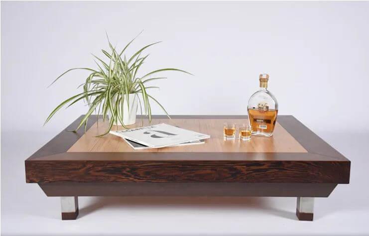Tổng hợp các mẫu bàn gỗ đẹp - 2