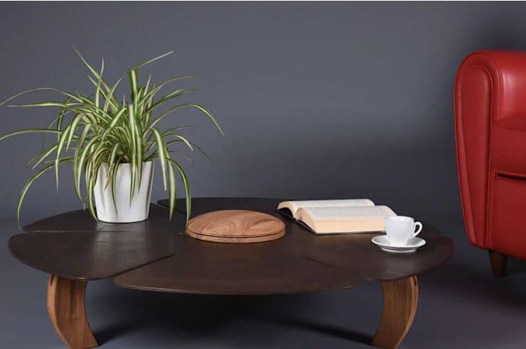 Tổng hợp các mẫu bàn gỗ đẹp - 7