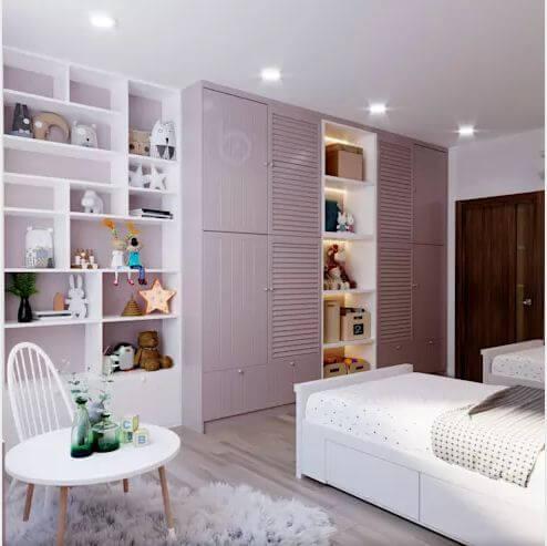 Phòng ngủ cho bé - Thiết kế căn hộ Penthouse
