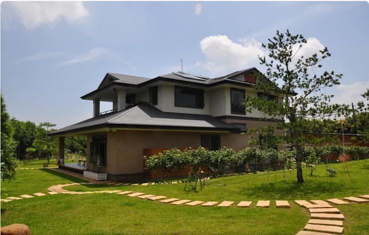Thiết kế cơ bản - Mẫu thiết kế nhà 2 tầng 80m2