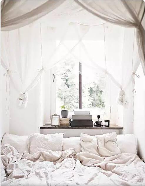 Thánh địa bí mật - Nội thất phòng ngủ đẹp