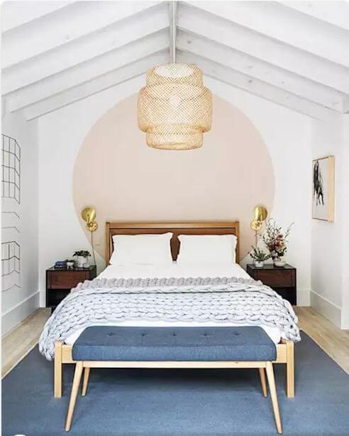 Hình học - Nội thất phòng ngủ đẹp