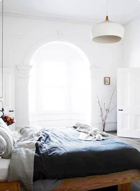 Sự cân đối hạnh phúc - Nội thất phòng ngủ đẹp