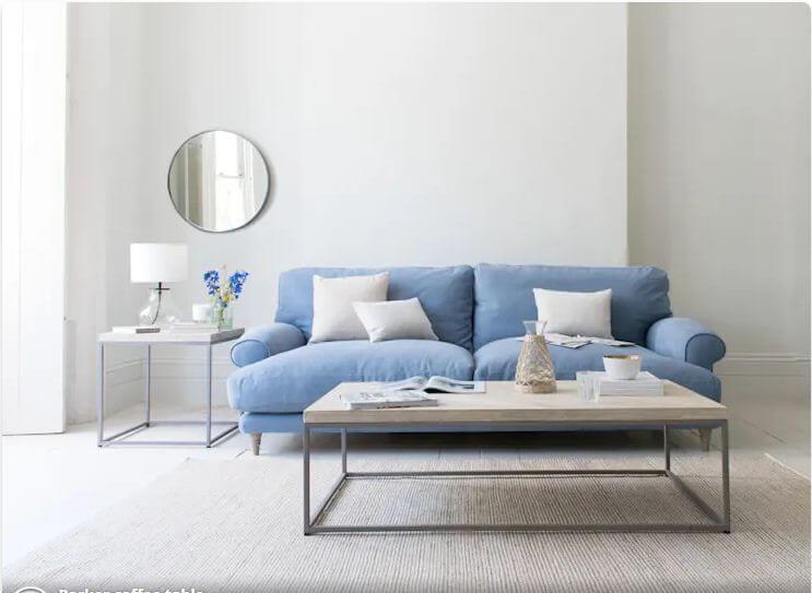 Sét bàn gỗ, sofa - Mẫu bàn trà đẹp