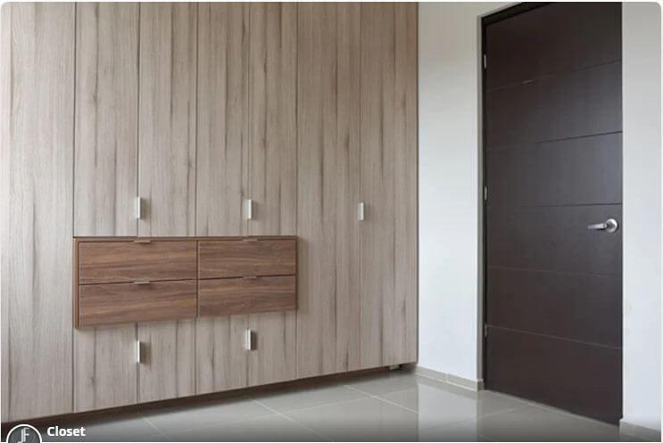 Tạo điểm nhấn bằng sự khác biệt - Thiết kế tủ gỗ