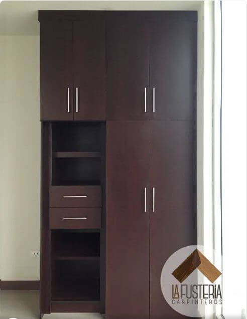 Tủ đặt theo thiết kế - Thiết kế tủ gỗ